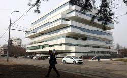 «Сафмар» выставила на продажу единственное в Москве здание Захи Хадид
