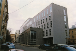 Office building, Tverskaya street