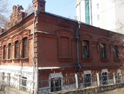 Памятник архитектуры в центре Хабаровска продали за 11,6 млн рублей