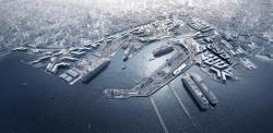 Генплан Старой гавани Таллина