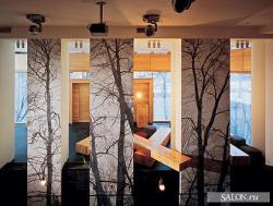 «Рынтовт Дизайн». Кафе «Апрель» в Москве (2004-2005). Фото с сайта salon.ru