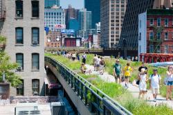 Парк «Хай-Лайн»: У соседа сверху трава зеленее