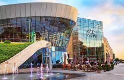 Торговый центр DOSTYK PLAZA