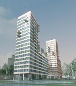Residential complex, Leninsky prospekt