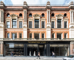 The Department Store – офис Squire and Partners