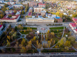 Власти Томска: на Новособорной проведено благоустройство, а не реконструкция