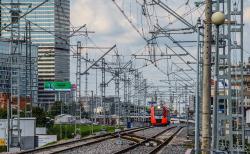 Московские власти пустят электрички через центр города