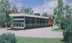 Оформление станции метро «Ховрино»