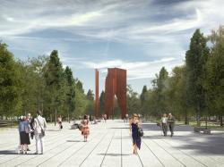 Реконструкция парка 30-летия Победы в Орехово-Зуево