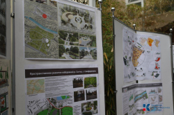 Студенты показали главе Симферополя своё видение благоустройства города