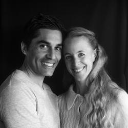 Маурисио Песо и София фон Элльрихсхаузен. Фото © Ana Crovetto