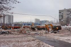 В ЕСПЧ подали первый иск о сносе самостроя в Москве