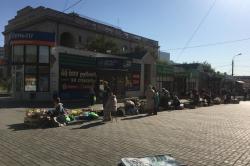 Павильоны в центре Волгограда вывели из охраной зоны проспекта Ленина