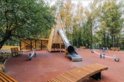 Сад в Восточном Бирюлево