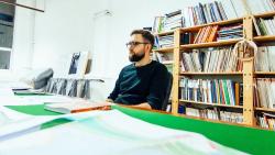 Алексей Курков. Фотография © АБ «Народный архитектор»