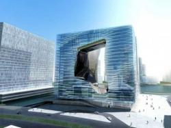 Архитектура будущего: 5 новых проектов бюро Захи Хадид