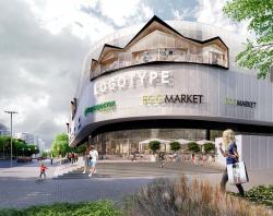 Контур рыночной площади