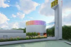 В Чехии построят храм в стиле футуризма