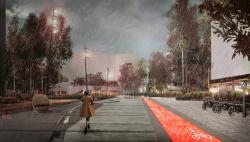 MLA+ разработает концепцию общественных пространств в Новой Москве