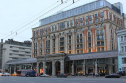 Гостиница  «Ритц-Карлтон»