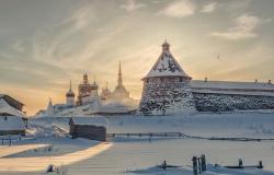 Строительство музейного комплекса на Соловках может возобновиться в мае 2018 года