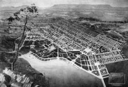 Норильск был задуман как система архитектурных ансамблей