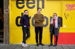 Познакомьтесь с одним из самых успешных и активных молодых голландских бюро, которое застраивает российские города