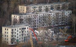 Мэрия решила снизить преступность в Москве с помощью сноса пятиэтажек