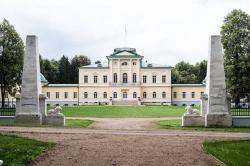 Русская усадьба или замок в Италии?