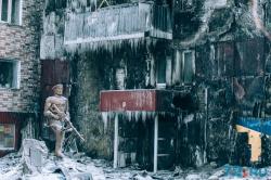 Пожар на Олимпийской: разбираемся, чем был обшит дом, и почему пламя моментально разнеслось по этажам