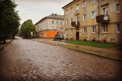 Черняховск (Инстербург): жилой квартал, стоявший у истоков планировки окраин городов Германии