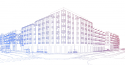Концепция стандартного жилья для среднеэтажной модели застройки