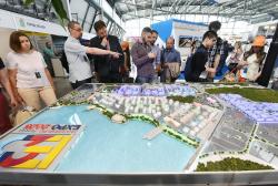 Проектировать ЭКСПО-парк на Урале пожелали представители 10 стран