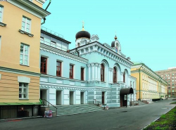 Reconstruction of the surgical building of the state clinical hospital №1 in the name of Pirogov