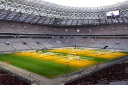 Сергей Собянин рассказал, что FIFA высоко оценила архитектуру трибун «Лужников»