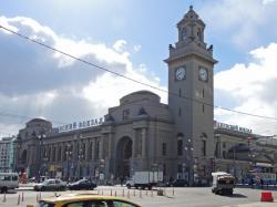 Киевский вокзал хотят переселить на новое место