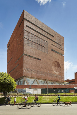 Больница Fundación Santa Fe de Bogotá – расширение