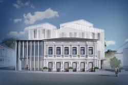 Реконструкция средового объекта и строительство нового офисного здания на пешеходной улице Перми