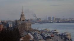 Красноярску разработали паспорт фасадов