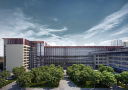 Надстройка офисного здания IT-компании «Прогноз»