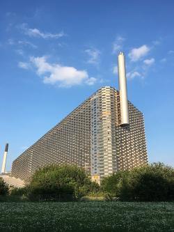 Мусороперерабатывающий завод – ТЭЦ Amager Bakke (ARC)
