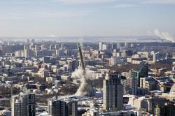 Безбашенные: Как в Екатеринбурге взрывали телебашню