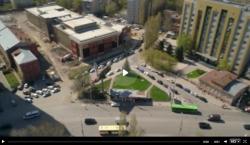 Будущий исторический музей и реконструкция Ильинской площади