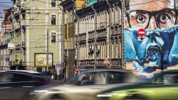 Несогласованные граффити гонят со столичных улиц