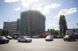 """""""Позорит город"""": в Калининграде архитектор предложила снести постройку у Дома быта"""