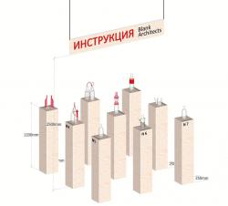 Blank Architects представили инструкцию по редевелопменту на АРХ Москве 2018