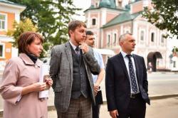 Город должен развиваться: 9 сложных вопросов главному архитектору Ярославской области