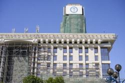 В Киеве завершили реставрацию Дома профсоюзов