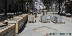 Ремонт двух улиц в центре Минска обойдётся городу в $1,1 млн. Все тендеры