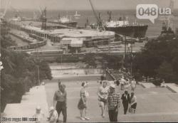 Как строили морвокзал в Одессе: уникальные архивные фото
